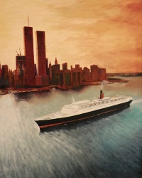 QE2 Manhattan